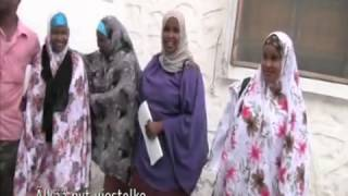 Bi-racial Somali kid goes to Mogadishu