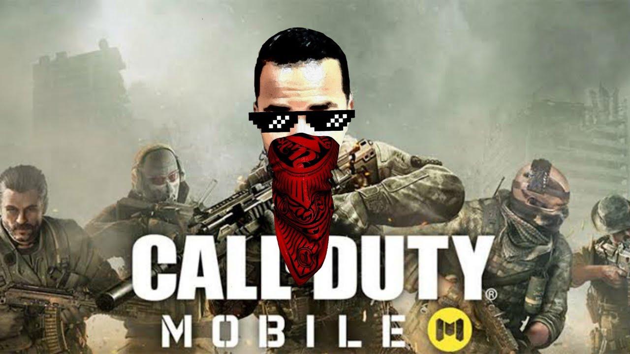 O NOVO CALL OF DUTY MOBILE - Gameplay em português PT-BR