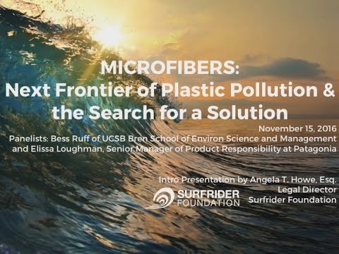 Microfibers: The Next Frontier of Plastic Pollution and the Search for a Solution