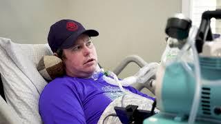 Living with ALS  |  Jeremy  |  ALS Association