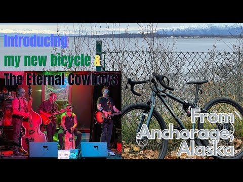 Introducing my new bicycle and The Eternal Cowboys from Anchorage, Alaska ついに購入グラベルバイク! thumbnail