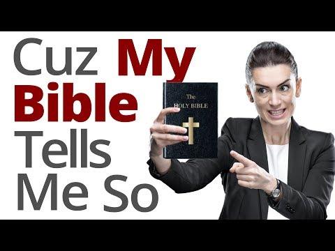 The Vortex—Cuz My Bible Tells Me So