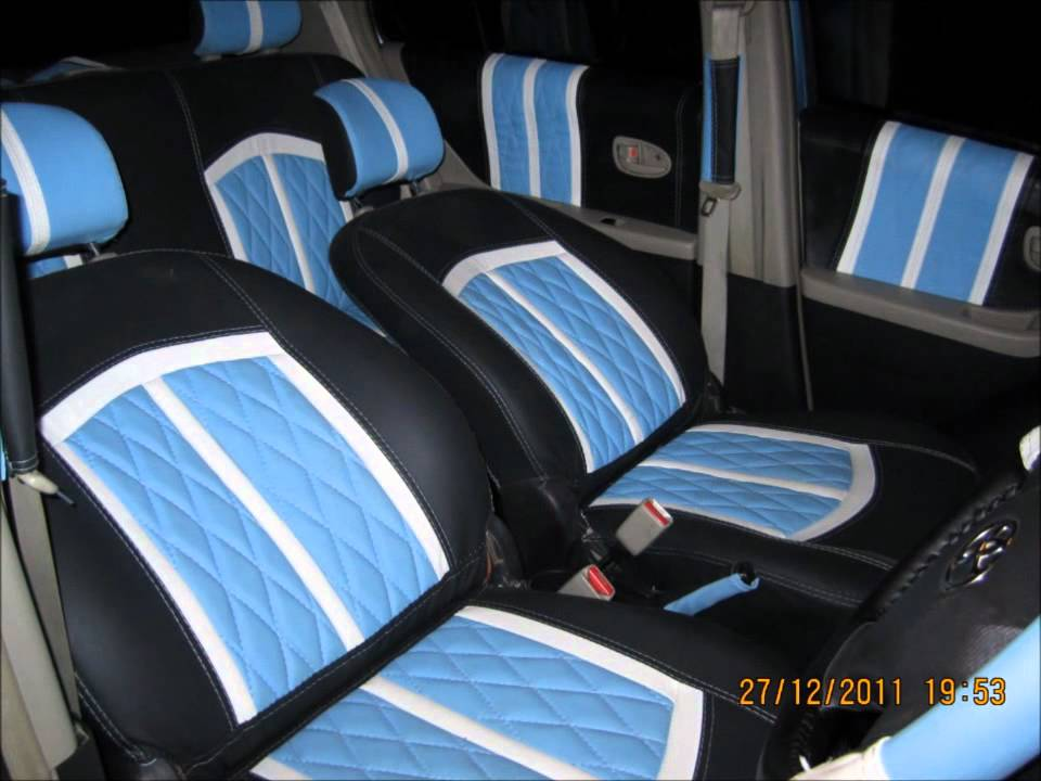 Toyota Vitz Seat Covers Custom Interior By Car Mart Car