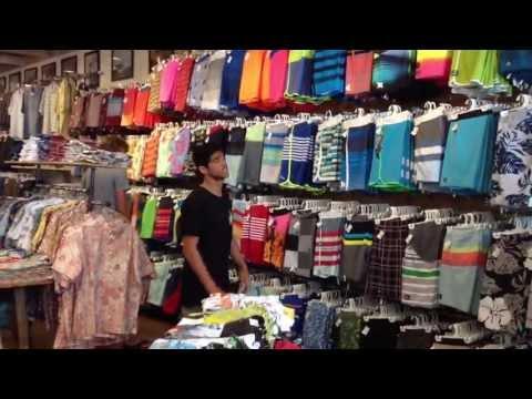 Hobie Surf Shop :: Tour Of Our Laguna Beach Shop!!
