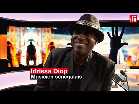 Idrissa Diop, 50 ans de carrière
