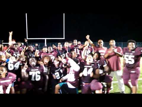 Pleasantville Football Team Celebrates Breaking Its 35-game Losing Streak
