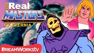 He-Man Reality Show | THE REAL MASTERS OF ETERNIA
