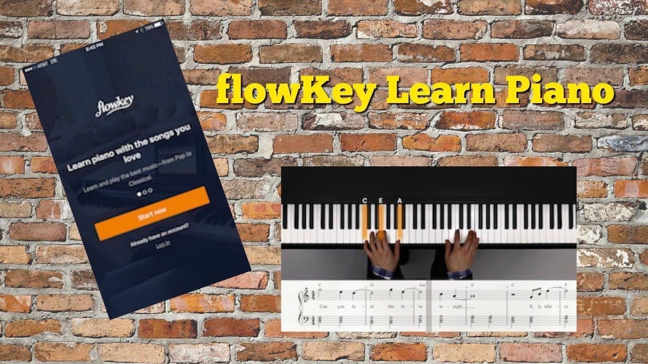 flowKey Learn Piano Video App Review