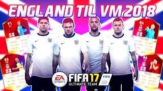 ENGLAND TIL VM 2018!! - FIFA 17 Ultimate Team (DANSK)