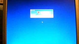 Custom Built PC Booting