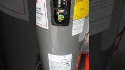 Rheem performance water heaters 👎