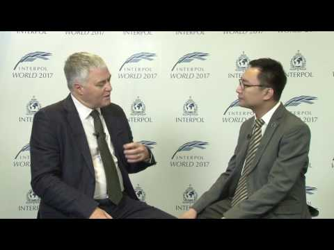 INTERPOL World TV - Interview with High Technology Crime Investigation Association (HTCIA)