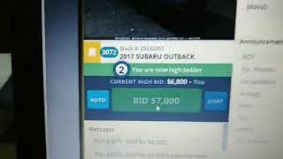 По чем Subaru Outback для народа из США?)