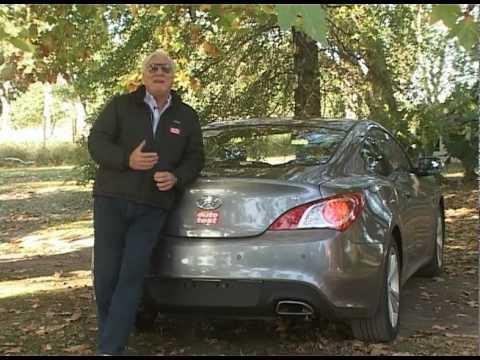 Hyundai Genesis Coup V6 3.8 M T Test Carlos Figueras