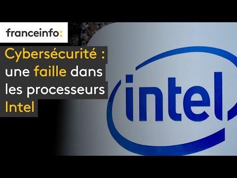 Cybersécurité : une faille dans les processeurs Intel