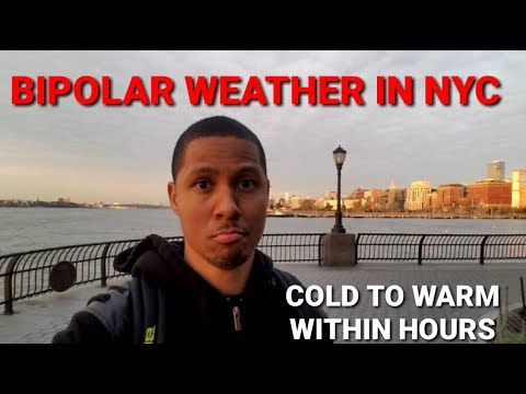 Bipolar Weather in NYC - Exploring Chinatown | Manhattan, New York City