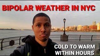 Bipolar Weather in NYC - Exploring Chinatown | Manhattan, New York City