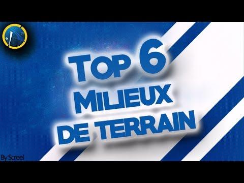 Top 6 Des Milieux De Terrain Low Cost : FIFA 17