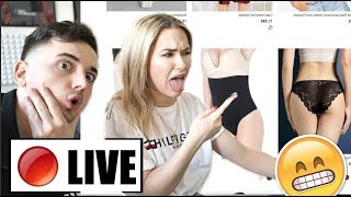 XXL CHINA ONLINE SHOP LIVE HAUL mit MARCEL! | Sonny Loops