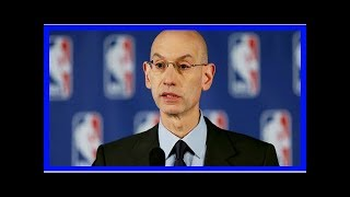 Adam Silver responds to President Trump's s—hole comments, encourages equality