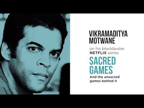 Vikramaditya Motwane @Algebra Chennai