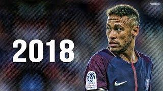 Neymar Jr ► PSG | Crazy Dribbling Skills ○ 2017-2018 HD