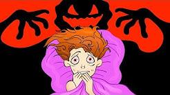 Wie kommt es zu Schlaflähmung?