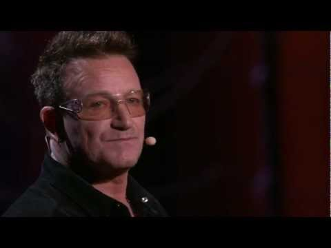 Trailer: Bono's new TED Talk, coming soon