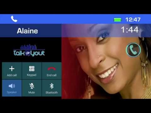 ALAINE LAUGHTON - REGGAE SUPERSTAR'S INTERVIEW FOR YOUTH IN JAMAICA #TalkUpYout