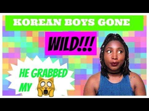 KOREAN BOYS GONE WILD | NB2 | KOREAN CLUB STORYTIME |