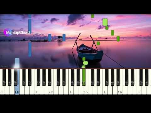 ARIANA GRANDE - GOD IS A WOMAN - Very Easy Piano Tutorial MantapChord