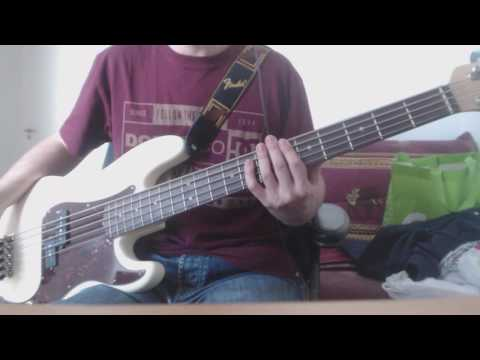 Less Than Jake - All My Best Friends Are Metalheads [Bass Cover + Tab]