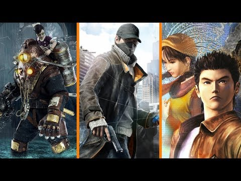 New BioShock Game?! + Watch Dogs 3 Teaser + Classic Shenmue Returns