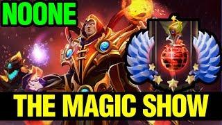 No One Oferring a Free Magic Show To The Enemy Team - Invoker - Dota 2