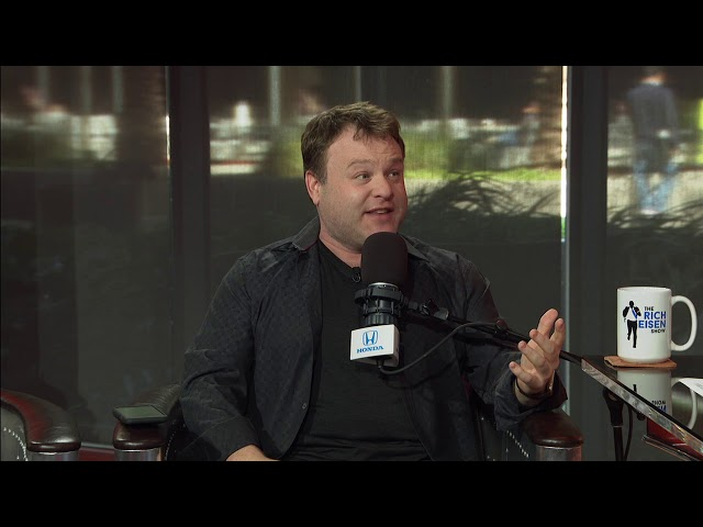 cb95b925699 Comedian Frank Caliendo   His Many Impressions Join Rich Eisen