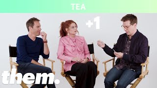 Will & Grace's Star Cast Take the LGBTQuiz | them.
