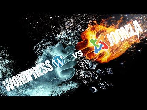 Joomla Vs Wordpress: Why I Chose Joomla!