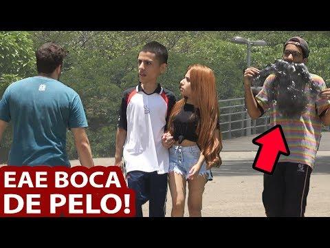 EAE BOCA DE PELO!