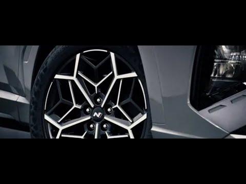 Hyundai ra mắt mẫu Crossover hạng C hiệu suất cao mới, cạnh tranh Mazda CX5 và Honda Crv_360 Xe