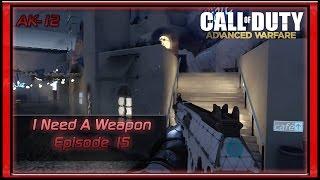 Ich Brauche Eine Waffe, Ep-.15 - Overkill AK-12 - Wie Sie bessere Klassen in Advance Warfare