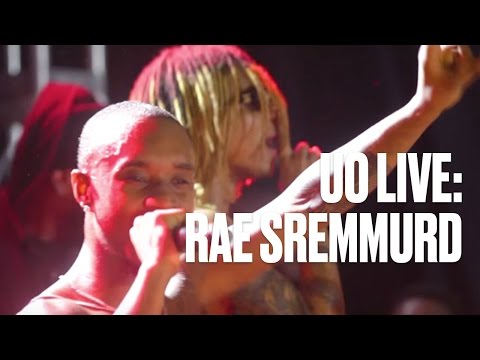 "Rae Sremmurd ""Swang"" — UO Live"