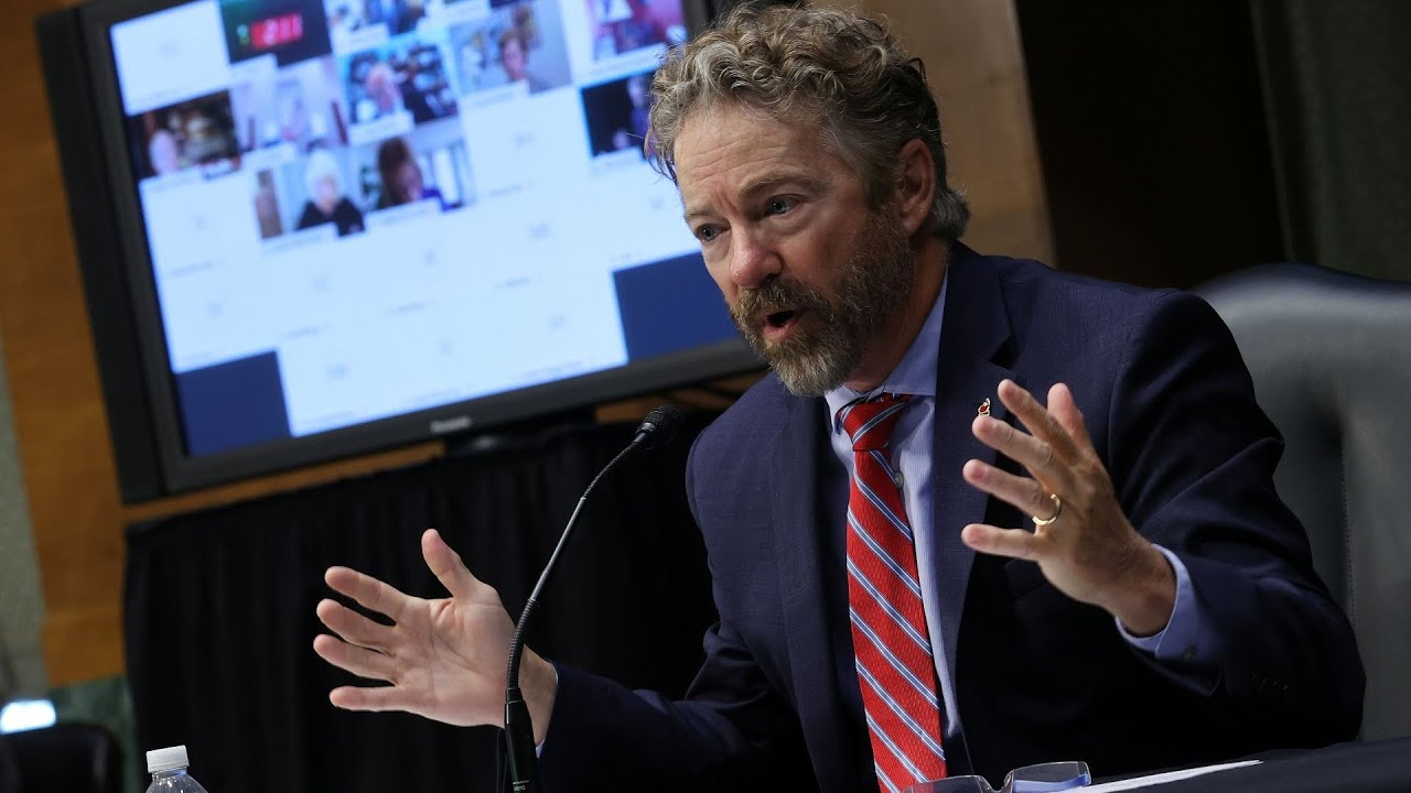 Rand Paul spars with Dr. Fauci during Senate hearing: 'I don't think ...
