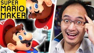 LE CRÉATEUR DE CE NIVEAU EST UN GÉNIE ! | Super Mario Maker