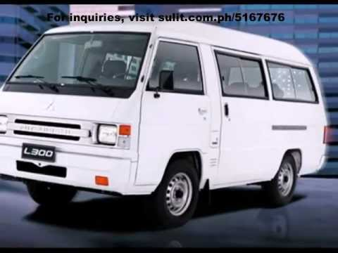 7a697e06c11382 Mitsubishi L300 Versa Van Philippines - YouTube