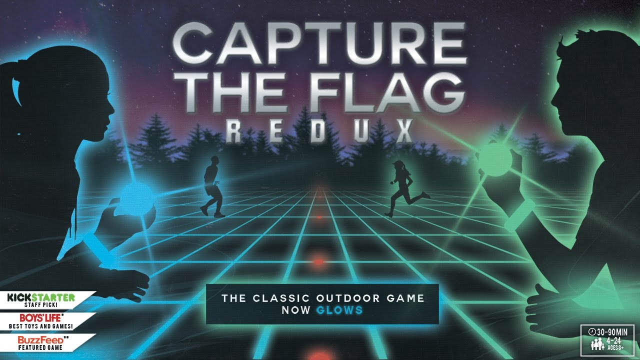 classic game modern twist capture the flag redux youtube
