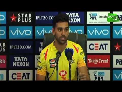 #IPL 2108, Deepak Chahar Credits Team Atmosphere In Clinching Close Games | Sports Tak