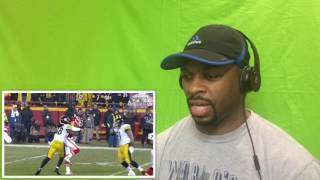 Steelers vs. Chiefs | NFL Divisional Game Highlights | Reaction