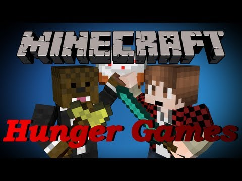 Minecraft Hunger Games w/ Mitch and Jerome! Game #75 - MITCH'S New Server!