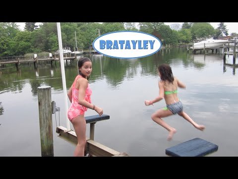Thumbnail: Stop! There's a Snake in the Water! (WK 228.5) | Bratayley