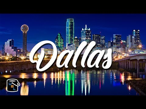 Dallas - A Guide To Downtown - Travel Bucket List Ideas